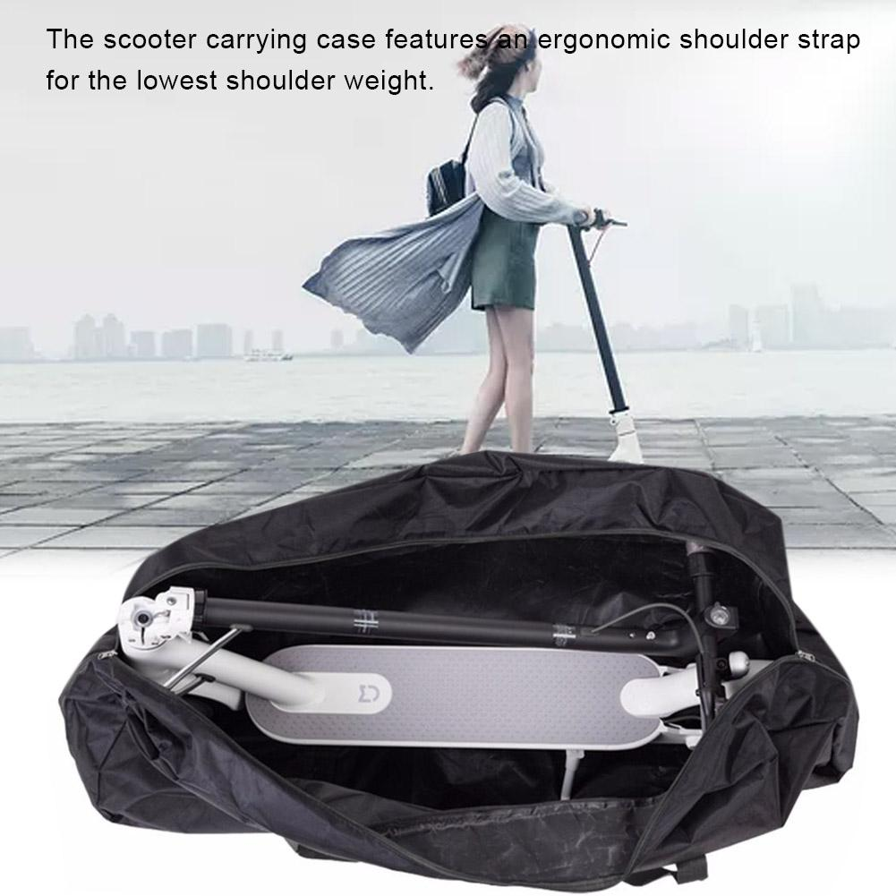 For Xiaomi Mijia M365 Portable Electric Scooter Bag Scooter Waterproof Carrying Backpack Handbag Oxford Cloth Transport BagFor Xiaomi Mijia M365 Portable Electric Scooter Bag Scooter Waterproof Carrying Backpack Handbag Oxford Cloth Transport Bag