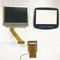 High Quality OEM Backlit Highlit Brighter LCD Screen For GameBoy Advance For GBA SP
