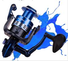 2019 Ryobi Molinete Hot Sale New Fishing Reel Vissen Daiwa Line Round Isle Way Shooting Fish Chakras Wheel Sea Pole Vessels