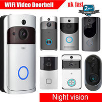 WiFi Wireless Video Doorbell Two Way Talk Smart Door Bell Security Camera HD Hot Doorbells