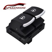 SPEEDWOW Electric Power Window Control Switch Button OE 5K3
