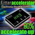 Eittar acelerador electrónico controlador acelerador para HUMMER H3 2006-2010