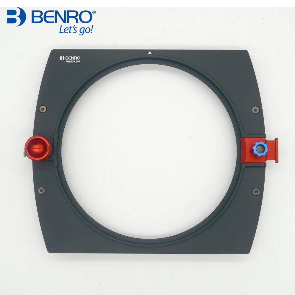 Benro FH150M2HF FH150M2BHF Filter Holder Without Adapter Ring For FH150M2 FH150M2B Filter Holder Syster Free Shipping