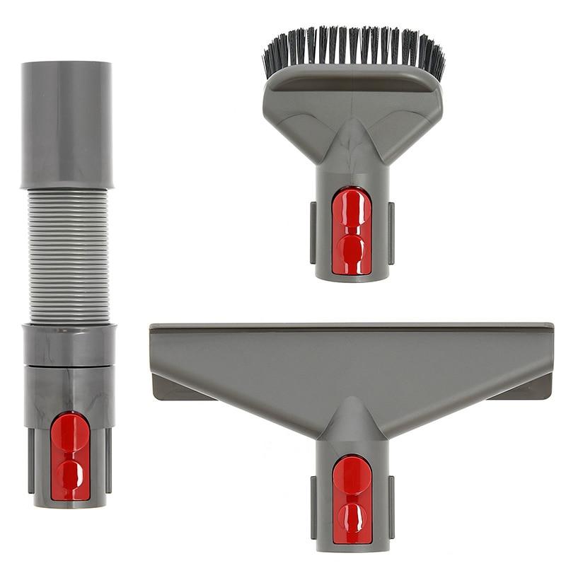 Brush Attachment Hose Brush Mount Holder Set Accessories For Dyson V8 V7 2019 P