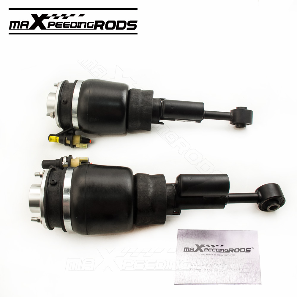 2012 Lincoln Navigator L Suspension: Pair Air Suspension Struts Front L/R For Ford Expedition