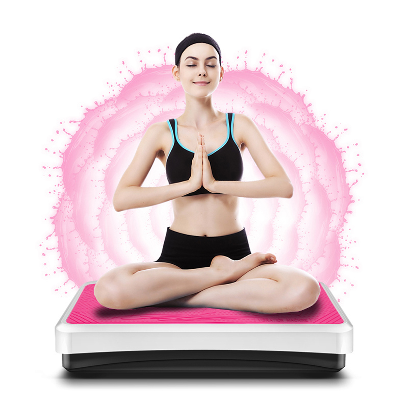 Appareil de massage de forme physique de Vibration de prise de l'ue amincissant la Machine pour perdre du poids