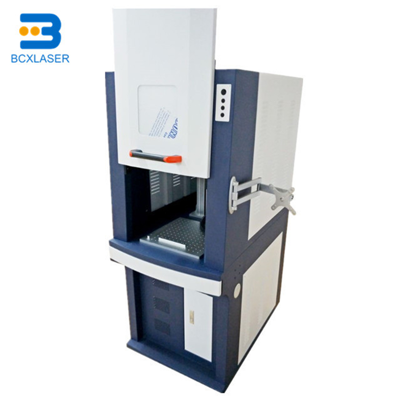 BCX  Animal Ear Tag UV Laser Marking Machine For Plastic