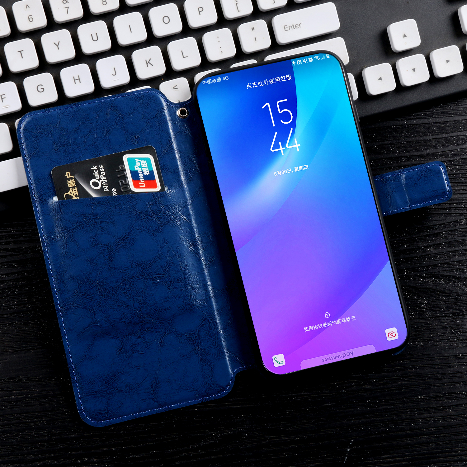 Flip case for Apple iphone 6 6S 7 8 X XS XR Max Plus fundas Vintage PU leather wallet style capa cover stand for 6SP 7P 8P XSMax in Flip Cases from Cellphones Telecommunications