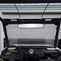 Rear View Center Mirror Auxiliary Mirror For Off Road Polaris Car Mirror Facing Rearward View Mirror