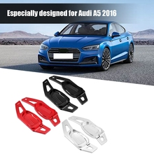 Рулевое колесо сдвига весло переключения передач для Audi A5 S3 S5 S6 SQ5 RS3 RS6 RS7 араба Аксесуар автомобильные аксессуары automovil