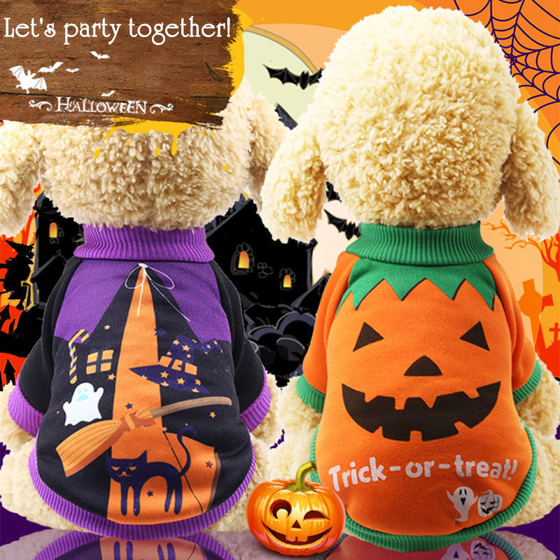 Pumpkin Cheap Dog Clothes For Small Dogs Winter French Bulldog Coat Witch Dog Halloween Costume Chihuahua Cute Puppy Pet Clothes шаблон для мема с дрейком