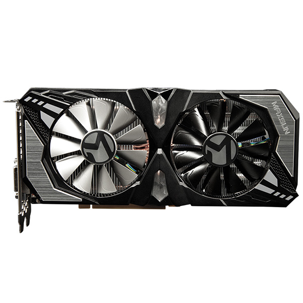 MAXSUN Multifunctional 2304 CUDA Cores High Speed Smooth Graphics Cards 8GB Video Memory Capacity Supports Windows 10