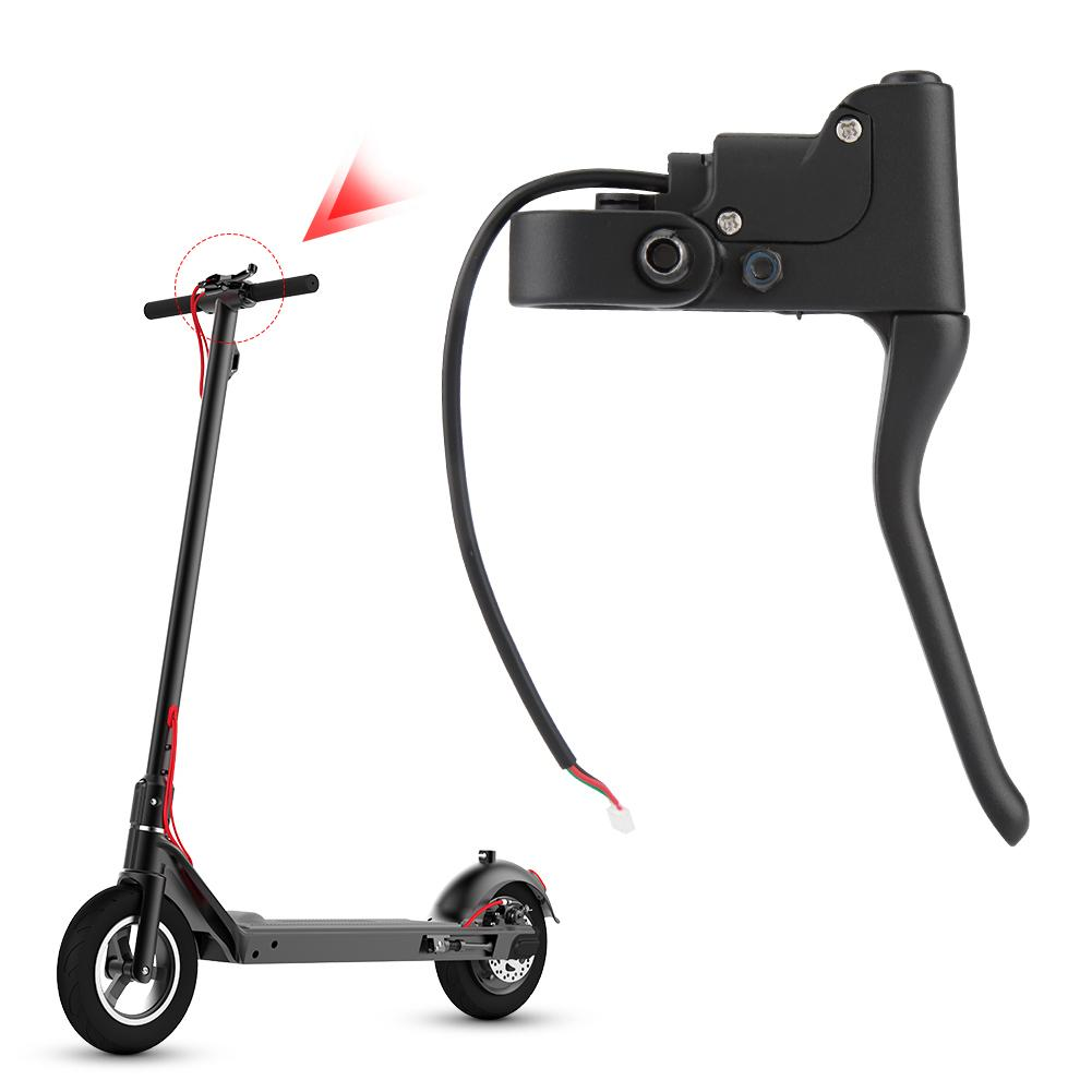 Solomi Scooter Brake Handle Aluminum Alloy Brake Handlebar Lever Replacement for Xiaomi Mijia M365 Electric Scooter