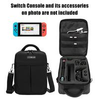 Compatible With Nintendo Switch Shoulder Bag NS Accessories Storage Pack Waterproof Messenger Bags