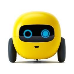 Mangobot Visual No Тип экрана просветление строительный блок тайно учит кодирования паровой Робот игрушка для детей-Basic Edition