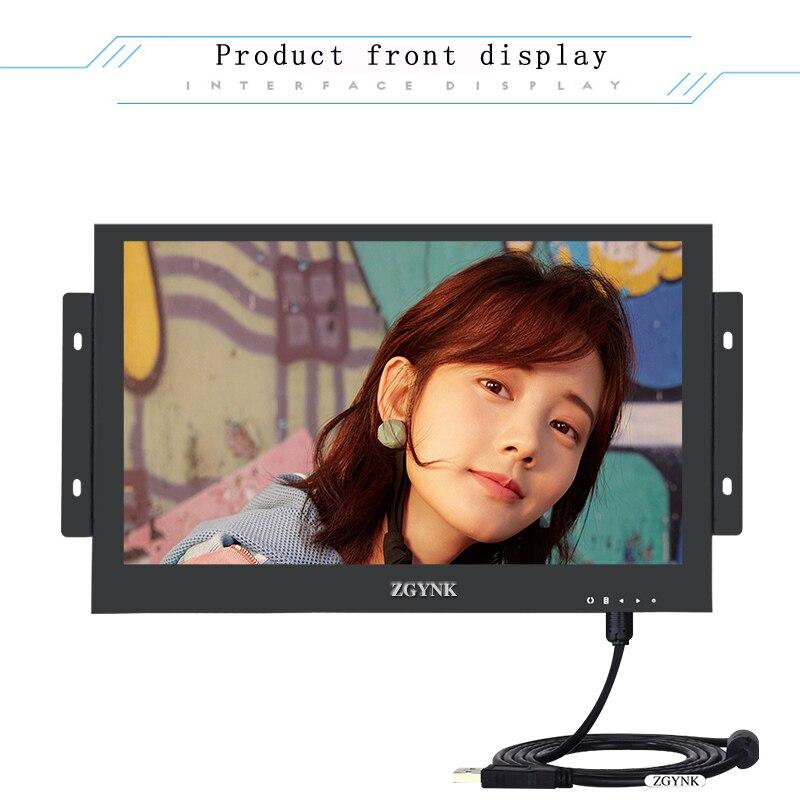 10.1 inch metaal ingebed 1080P HD touchscreen open medische IPS - Computerrandapparatuur - Foto 1
