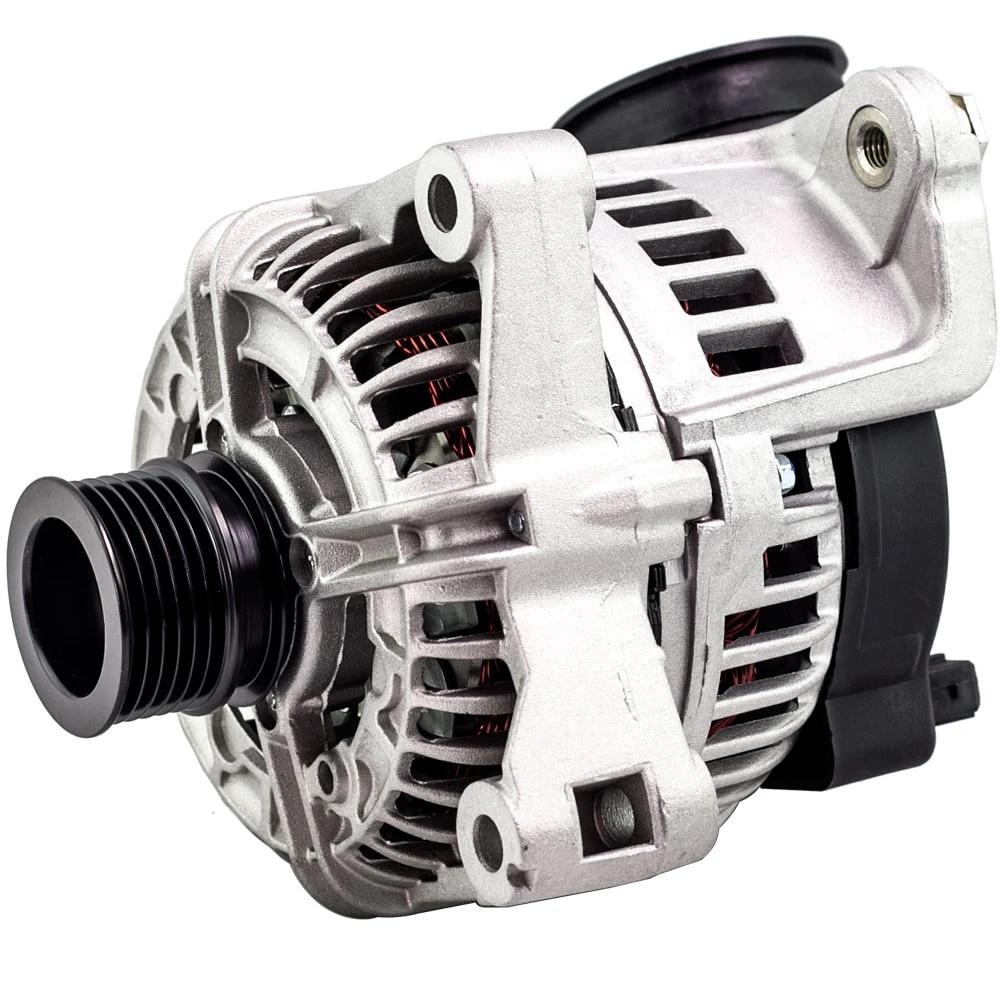 120a Alternator 6 Ribs For Bmw 5 Series E39 528i 523i 520i 523i 528i 535i 540i For E46 320i 323i 328i 320 Ci 323 Ci 328 Ci Alternators Generators Aliexpress