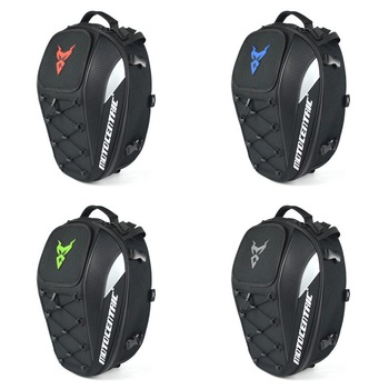 New waterproof motorcycle tail bag