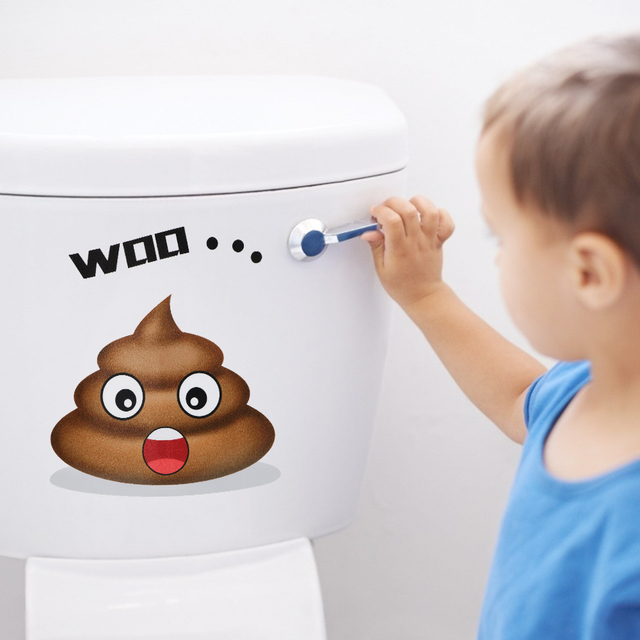 Cute Poo Sticker