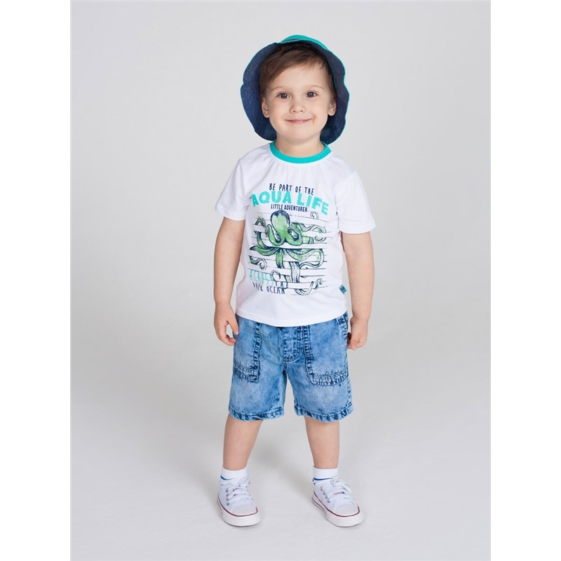 T-Shirts Sweet Berry T-shirt knitted for boys children clothing