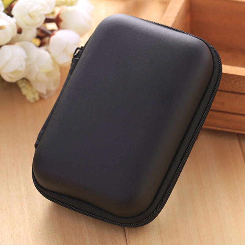 KZ Shockproof Traveling Storage Case Pouch Bag Zipper Cover For Headset Earphone