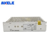 Hot Sale AC 220V To DC Switching Power Supply 5V 12V 24V 12V Quad Output Type Customized SMPS 4A 1A 1A 0.5A CE Approved Q 60D