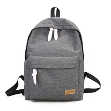 цены на 2019 Women Canvas Backpacks Ladies Shoulder School Bag Rucksack For Girls Travel Fashion Bag Bolsas Mochilas Sac A Dos  в интернет-магазинах