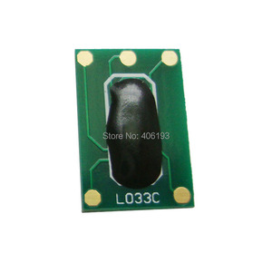 Image 3 - 4x Toner Cartridge chip For OKI C332 C332dn MC363 MC363dn C332 dn MC363 dn reset chip 46508712 46508711 46508710 46508709