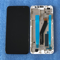 For 5.7 Meizu M6T/ Meilan 6T M811Q M811H Axisinternational LCD Screen Display With Frame+Touch Panel Digitizer For Meizu M6T