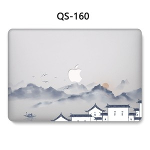 Image 3 - のためのためのノートブック macbook 13.3 インチ 15.4 Macbook Air のプロ網膜 11 12 スクリーンプロテクターキーボード入り江