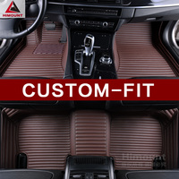 Custom made car floor mats for Ford Kuga Escape Edge Mustang Navigator Everest mustang car styling all weather rug liners carpet