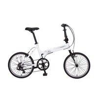 Алюминиевый сплав 20 дюймов 7 фотовспышка количество портативный маленькое колесо диаметр раза велосипед