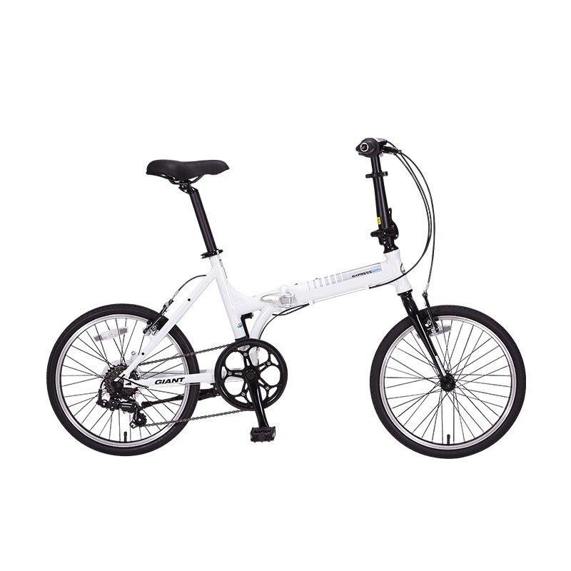 Aluminium Alloy 20 Inch 7 Speed Light Amount Portable Small Wheel Diameter Fold Bicycle