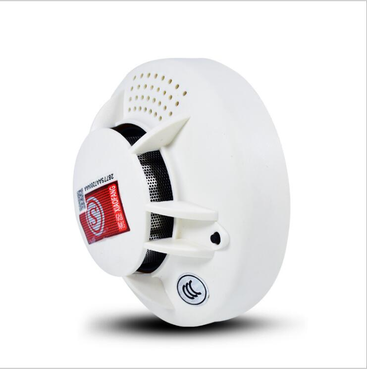 Home Security Carbon Monoxide Detector Independent CO Gas Sensor 85dB Warning-up High Sensitive Poisoning Smoke Alarm Detector
