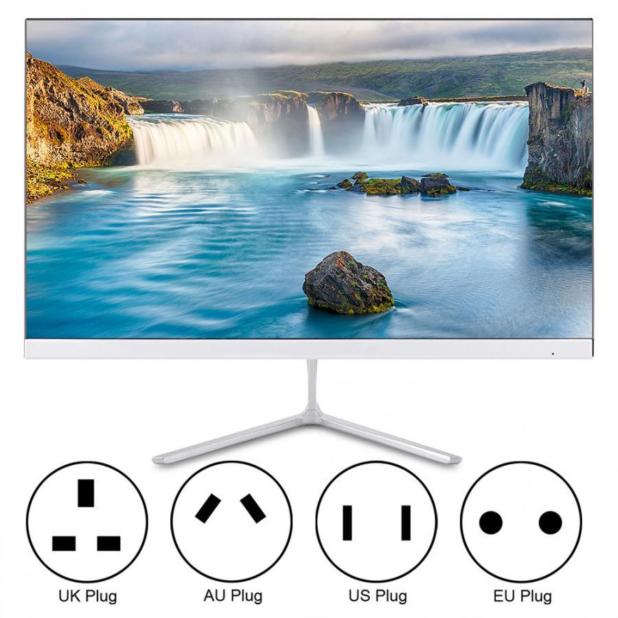23.8 Inch 1920*1080 HDMI VGA Computer Screen Display Gaming TV HD Monitor Hot sale flat panel display