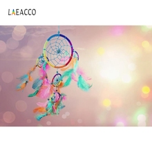 Laeacco Girls Decoration Dreamcatcher Backdrop Photography Backgrounds Customized Photographic Backdrops For Photo Studio фен rowenta cv 1612