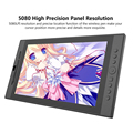 VEIKK VK1560 15.6 inch Digital Drawing Pen Tablet Monitor 5080LPI with 8192 Levels Free Pen Stylus for Drawing App such as PS