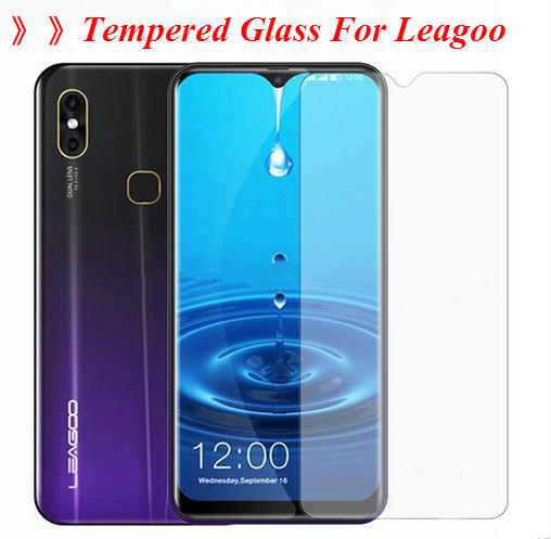 Dreamysow 9H Tempered Glass For Leagoo M13 M8 Pro M5 Plus Xrover C Power2 S8 Pro S9 T8S T5C Protective Film HD Screen Protector