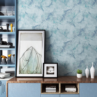 Rice Crown Simple Modern Marble Wallpaper Nordic Bedroom Study Living Room Television Background Wall Non woven Wallpape