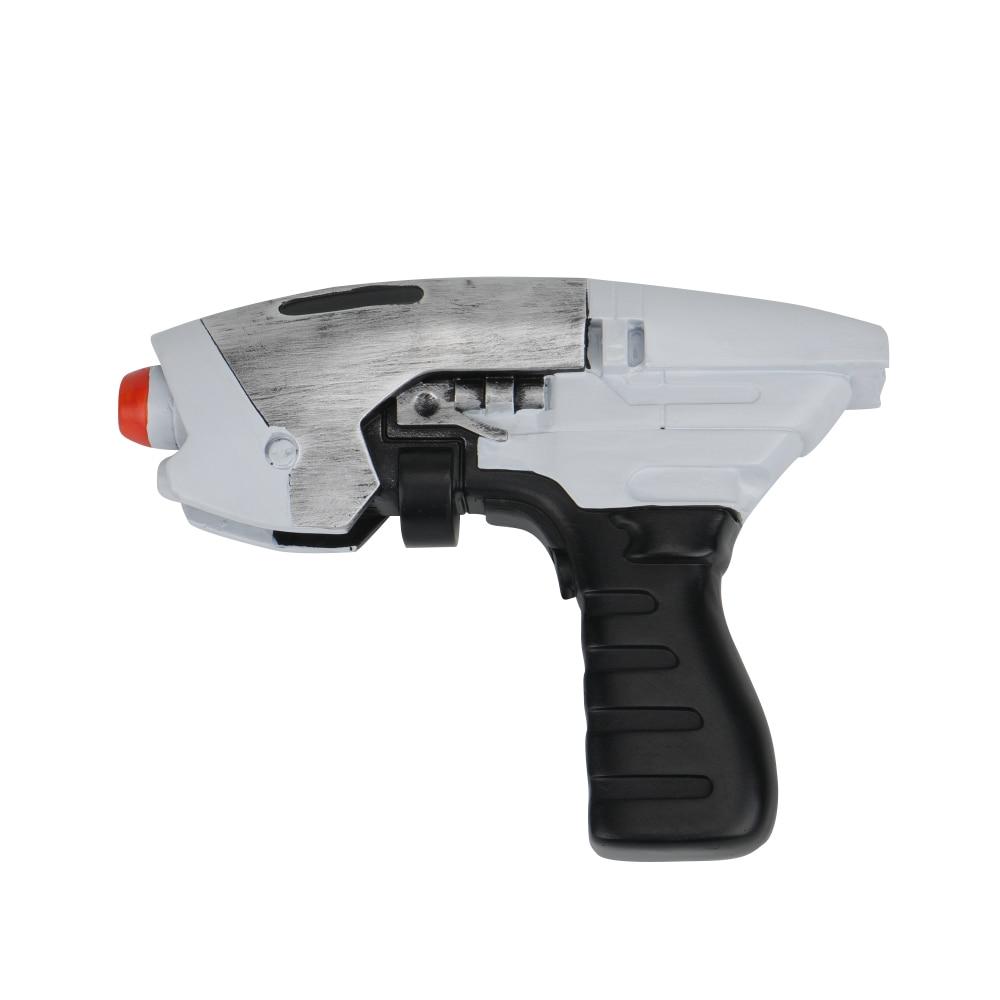 Costume Props Charitable Star Trek Enterprise Phaser Pistol Star Trek Discovery Starfleet Guns Em33 Pistol Handmade Props Halloween Cosplay Accessories