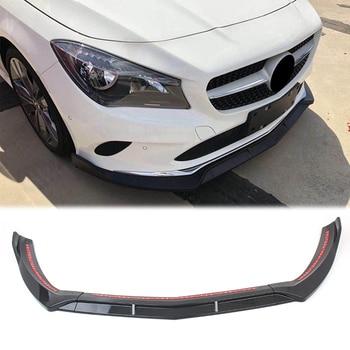 Black New Protective Center Storage Box Cover Compatible with Mercedes Benz CLA Class C117 2013-2018 CLA180 CLA200 CLA220 CLA250