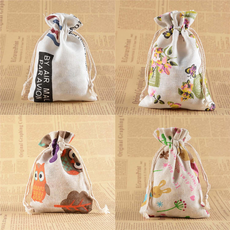 Storage Bags Cocode Durable Canvas Pencil Case Pencil Bag Set For Sketch Color Pencil Pouch Storage Stationery School Crafts Supplies 6h0128