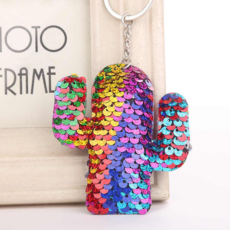 Verkauf Nette Delphin Engel Schlüsselbund Glitter Bommel Pailletten Schlüssel Kette Geschenke für Frauen Llaveros Mujer Auto Tasche Zubehör Schlüssel Ring