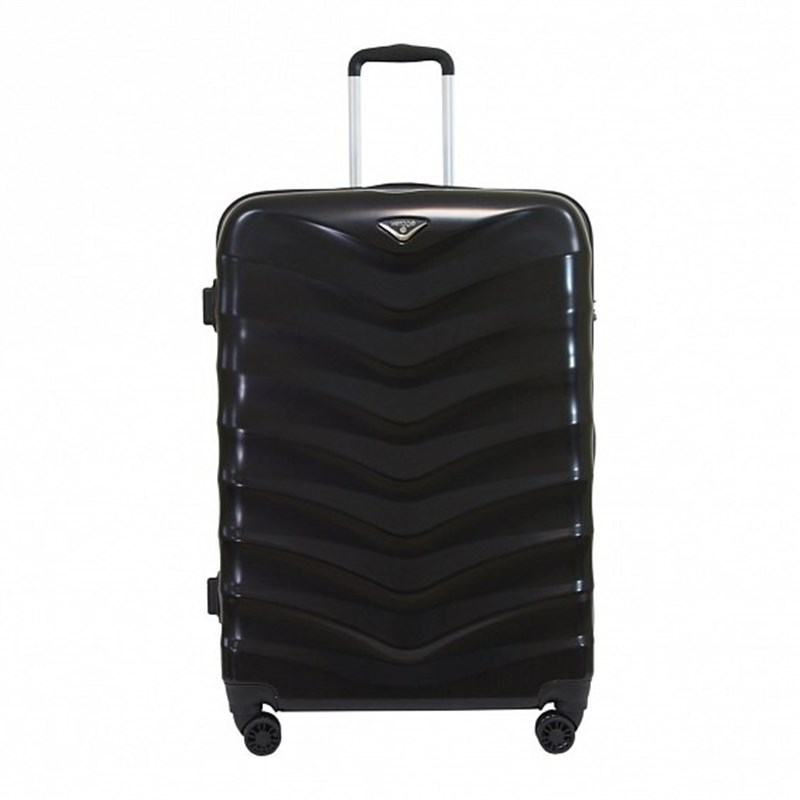 Suitcase-trolley Verage GM15059W19 black suitcase trolley verage gm17072w24 black