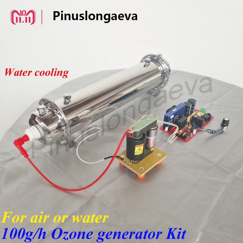 DIY Ozone Generator Kit For Ozonizer Air Water Plant Purifier 500mg//h 3g//h