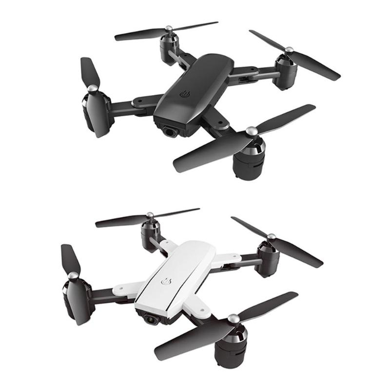 Headless Optical Flow Localization HD 1080P Dual Camera Aircraft Remote Control HD Real-time image Aerial Photo  Folding DroneHeadless Optical Flow Localization HD 1080P Dual Camera Aircraft Remote Control HD Real-time image Aerial Photo  Folding Drone