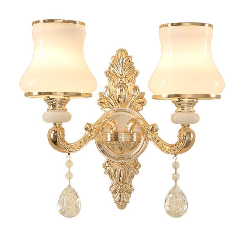 Para Parede Applique Murale Luminaire Aplique Luz Wandlamp For Home Crystal Lampara De Pared Interior Wall Bedroom LightPara Parede Applique Murale Luminaire Aplique Luz Wandlamp For Home Crystal Lampara De Pared Interior Wall Bedroom Light