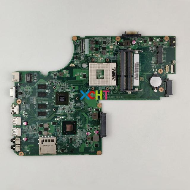 A000243200 DA0BD5MB8D0 w GT740M GPU pour Toshiba Satellite S75 L75 ordinateur portable PC carte mère carte mère