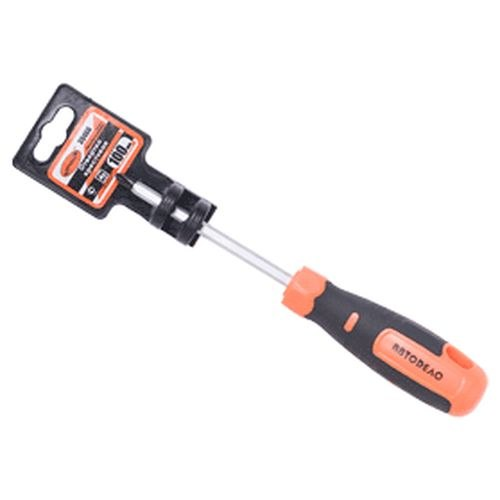 Phillips screwdriver АвтоDело 39465 PH1x150мм 6гр Rod abc electric screwdriver phillips bits set grey 4mm 1 6mm
