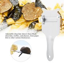 Cheese-Slicer Truffle Chocolate-Shaver Adjustable Stainless-Steel Kitchen Blade for Gadget